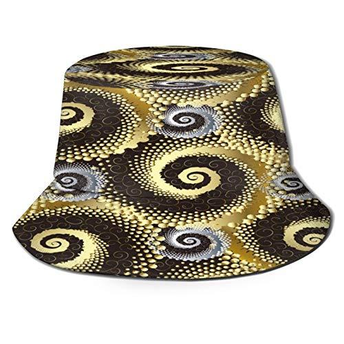 PUIO Sombrero de Pesca Senderismo para Hombres y Mujeres al Aire Libre Cubo el Sol