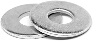 M6 DIN 125A Flat Washer Stainless Steel 18-8 Pk 100