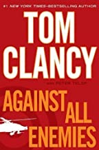 Against All Enemies by Tom Clancy (Jun 14 2011)