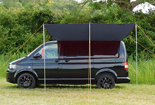 VW Wohnmobil Vordach/Sonnensegel - Anthrazitgrau