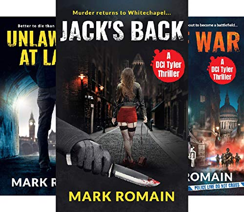 Jack Tyler (3 Book Series)