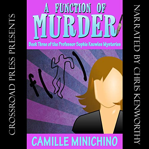 A Function of Murder Audiobook By Camille Minichino cover art