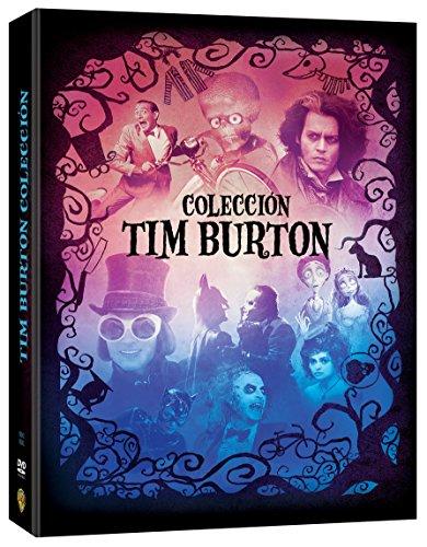 Tim Burton: Dark vs. Light (TIM BURTON, Importé d'Espagne, langues sur les détails)