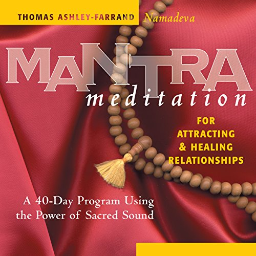 Mantra Meditation for Attracting & Healing Relationships copertina