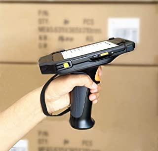 Upgraded 4G LTE Android Barcode Scanner Pistol Grip Handheld Mobile Computer 5