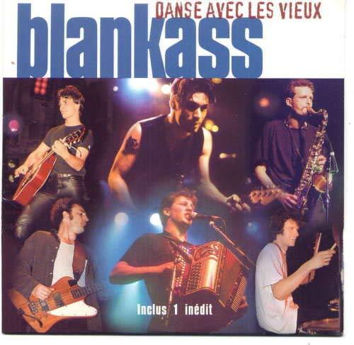 Blankass - Danse Avec les Vieux - 2-trk - cds -