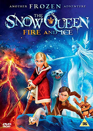 Snow Queen: Fire & Ice [DVD]