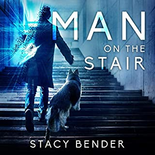 Man on the Stair audiobook cover art