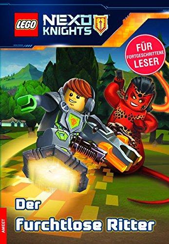 LEGO® NEXO KNIGHTS™ Der furchtlose Ritter: Lesebuch
