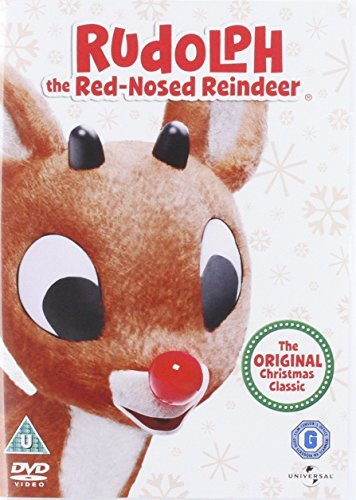 Rudolph The Red Nosed Reindeer [DVD] by Kizo Nagashima