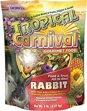 F.M. Brown's Tropical Carnival Rabbit Food, 20lb