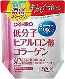 低分子ヒアルロン酸コラーゲン 袋タイプ 180g