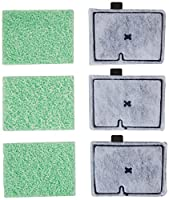 Replacement filter package for the CF1 inner filter cartridges. Note: Item comes in a Generic Packaging Includes 3 high quality filter cartridges to keep your filter working properly. Contains 3 algaway pads to reduce algae to a minimum. Replace the ...