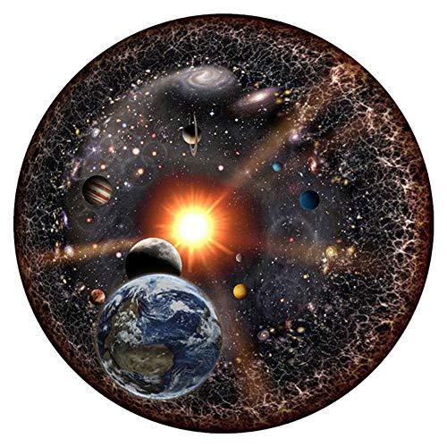 Puzzle mit Sternbildern, rund, Sternzeichen, Horoskop, Sonne und Mond, Sternstellation, Puzzle-Spielzeug für Erwachsene und Kinder