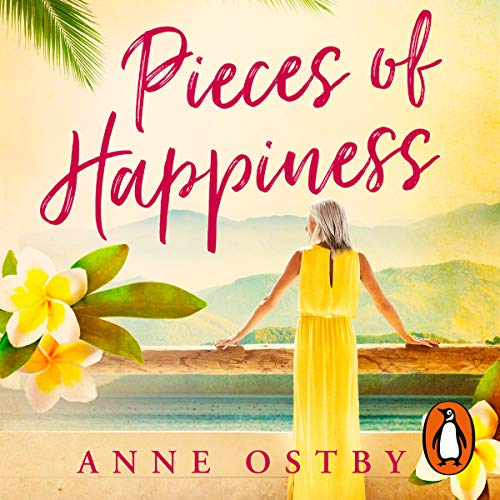 Pieces of Happiness audiobook cover art