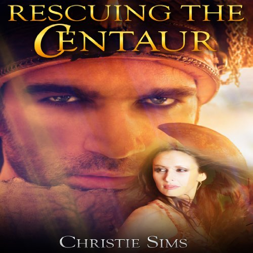Rescuing the Centaur audiobook cover art