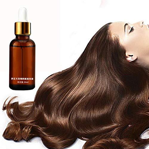 Symeas Hair Care Produits anti-chute de cheveux Fast Hair Growth Essence Liquide Réparation de cheveux endommagés
