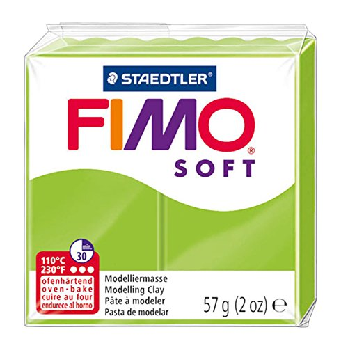 Fimo Soft Modelling Clay, Tangerine, 350 g