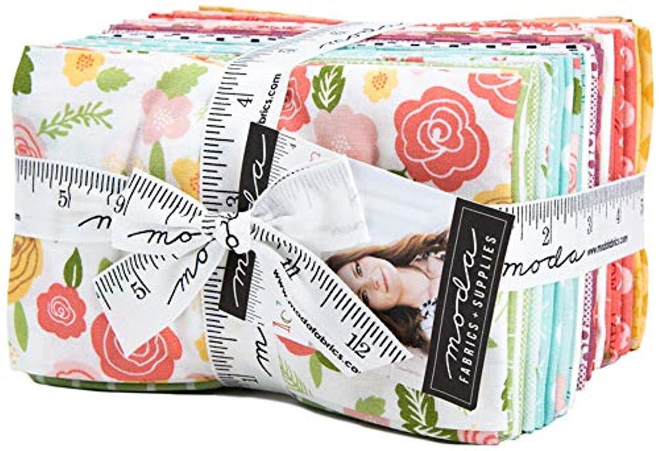 Lella Boutique Lollipop Garden 32 Fat Eighths Moda Fabrics 5080F8