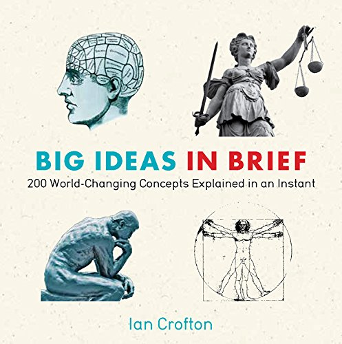 Big Ideas in Brief: 200 World-Changing Concepts Explained In An Instant (Knowledge in a Flash)