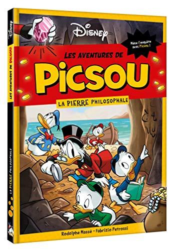 LES AVENTURES DE PICSOU - La pierre philosophale - Disney
