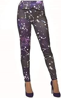 Galaxy Planeten Weltall Sterne Universum Leggings Legging Leggins Hose* 34 36 38