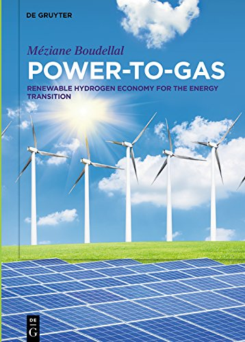 Power-to-Gas: Renewable Hydrogen Economy for the Energy Transition (English Edition)