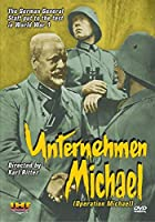Unternehmen Michael (Operation Michael) DVD (Karl Ritter)【DVD】 [並行輸入品]