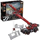 LEGO-Technic La grue tout terrain Jeu Garçon et Fille 11 Ans et Plus, Jeu de Construction, 4057 Pièces 42082