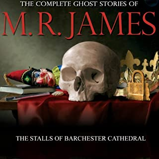 The Stalls Of Barchester Cathedral audiobook cover art