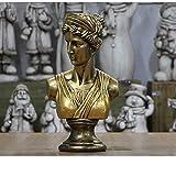 DAJIADS Figuras,Estatuas,Estatuillas,Esculturas,58Cm Busto De La Diosa Venus Romana Arte Escultura Estatua De Aphrodite para Entrada Modelo Decoración Habitación Salón Salón Creativa