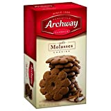 Archway Classics Soft Mosasses Cookies 9.5 OZ
