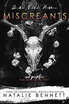 Miscreants: Next Generation (Badlands Book 8) by [Natalie Bennett, Pinpoint Editing]