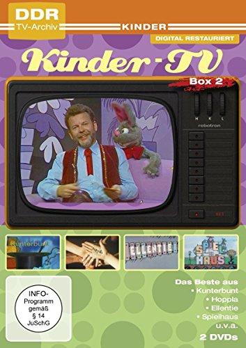 Das Beste aus dem Kinder-TV Box 2 (DDR-TV-Archiv) [2 DVDs]
