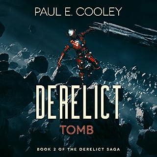 Derelict: Tomb audiobook cover art
