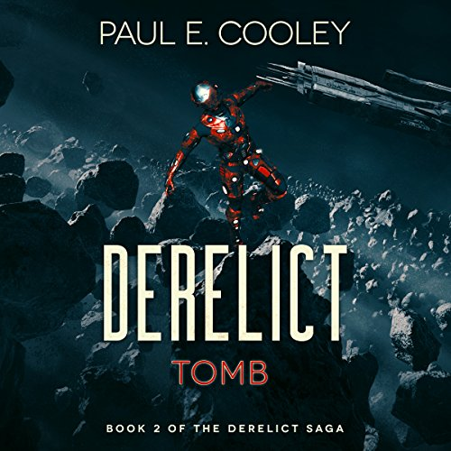 Derelict: Tomb audiobook cover art