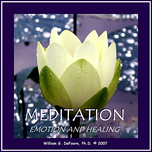 Meditation, Emotion, and Healing audiobook cover art