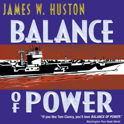 Balance of Power: A Novel audiobook cover art
