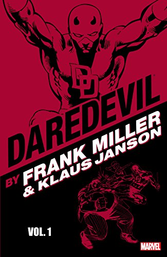Daredevil by Frank Miller and Klaus Janson Vol. 1 (Daredevil (1964-1998)) (English Edition)