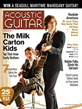 Acoustic Guitar - Magazine Subscription from MagazineLine (Save 76%)