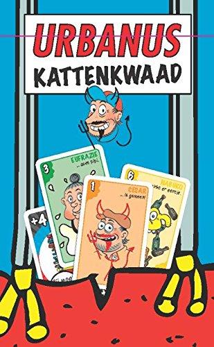 Kattenkwaadspel: 36 kaarten