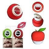 Apfelförmige Lip Plumper Enhancer, Lippe Vergrößern, Frauen Silikon Lip Plumper Gerät, Lip Plumper Enhancer Lip Enhancement Gerät Der Schnelle Sauger Für Schöne Beauty Tool