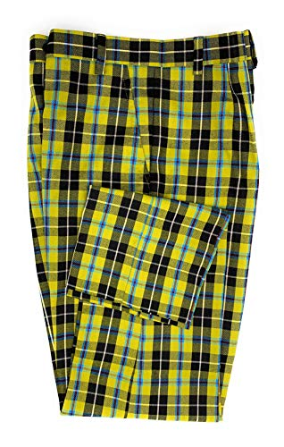 TARTAN TWEEDS Cornish National Pantalón corto, regular y largo para hombre