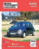 E.T.A.I - Revue Technique Automobile 604 - FORD KA I - 1996 à 2008