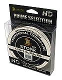 Stork HD, 4-Fach geflochtene Angelschnur 300m (Weiß, 50 lbs / 22.7 kg / 0.34 mm)