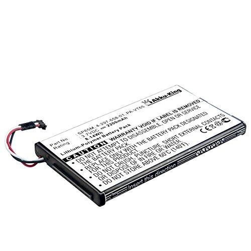 Akku-King Akku kompatibel mit Sony SP65M - Li-Polymer 2200mAh - für Playstation Vita, PS Vita PCH-1006, PCH-1004, PCH-1104