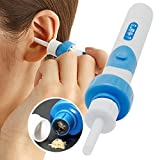 Limpieza Cerumen Oído, Eliminar Quitar cera oidos, Kit Limpiador para Oídos, Limpiador de Cera de...