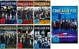 Chicago P.D. Staffel 1-7 (40 DVDs)