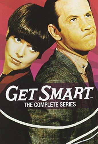 Get Smart: The Complete Series (Viva SC/Rpkg/DVD)