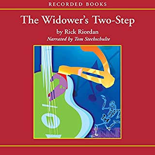 The Widower's Two-Step audiobook cover art
